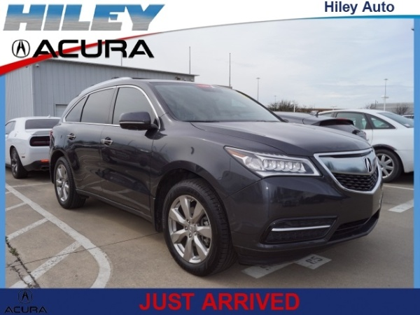 2015 Acura MDX in Fort Worth, TX