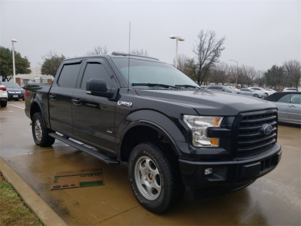 2017 Ford F-150 in Fort Worth, TX