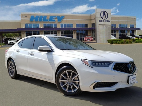 2019 Acura TLX in Fort Worth, TX