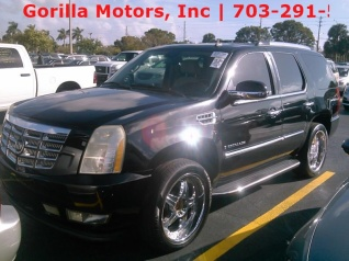 Used Cadillac Escalade For Sale >> Used Cadillac Escalade For Sale In Washington Navy Yard Dc