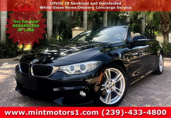 2016 BMW 4 Series in Fort Myers, FL