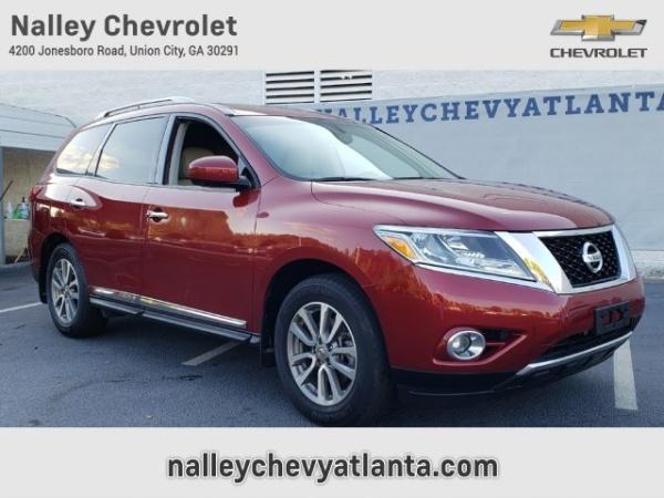 2016 Nissan Pathfinder in Union City, GA