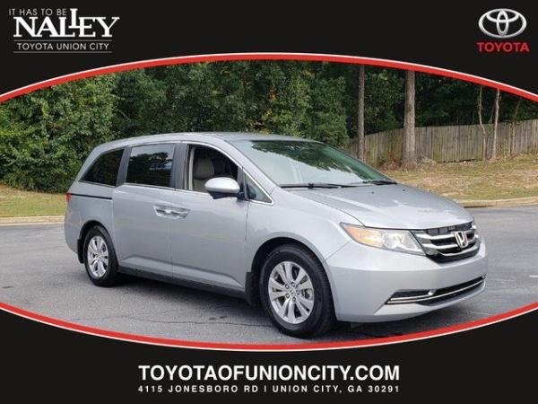 2016 Honda Odyssey In Union City, GA