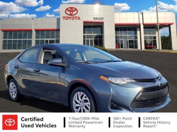 2017 Toyota Corolla in Union City, GA