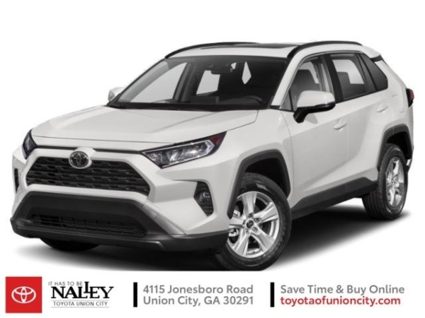 2020 Toyota RAV4 in Union City, GA