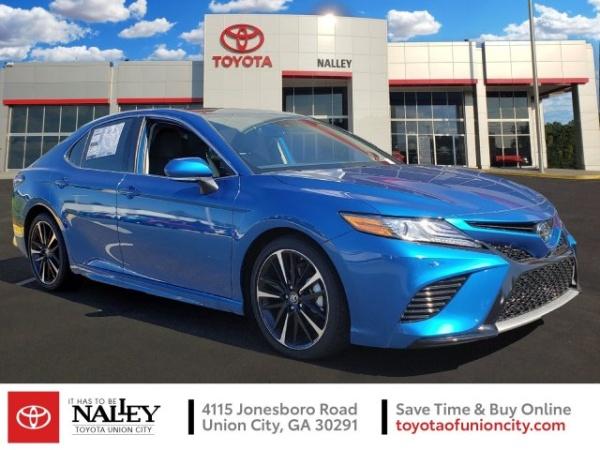 Toyota Union City >> 2019 Toyota Camry Xse For Sale In Union City Ga Truecar