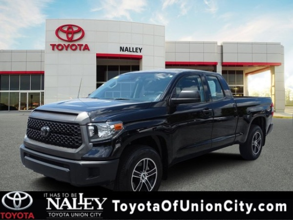 Toyota Of Union City >> 2018 Toyota Tundra Limited Double Cab 6 5 Bed 5 7l Rwd For