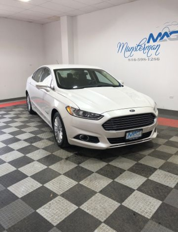 2014 Ford Fusion in Blue Springs, MO