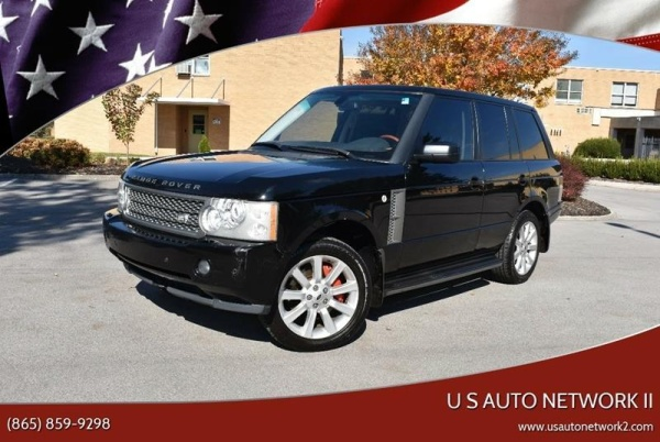2006 Land Rover Range Rover in Knoxville, TN