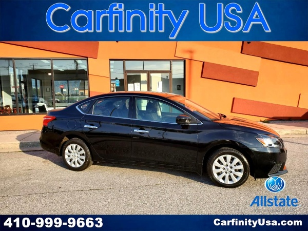2017 Nissan Sentra in Baltimore, MD