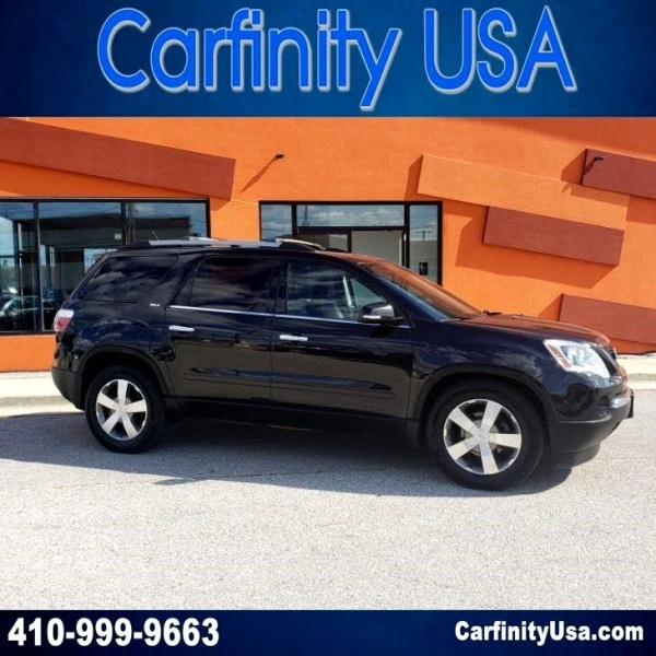 2012 Gmc Acadia Used Engine: 2012 GMC Acadia SLT With SLT1 AWD For Sale In Baltimore