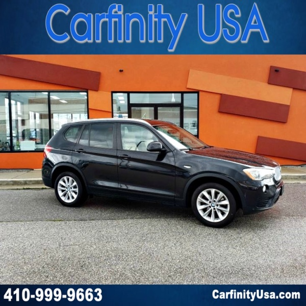 2015 BMW X3 in Baltimore, MD