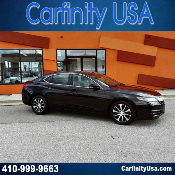 2015 Acura TLX in Baltimore, MD