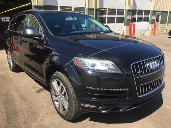 2010 Audi Q7 in Colorado Springs, CO