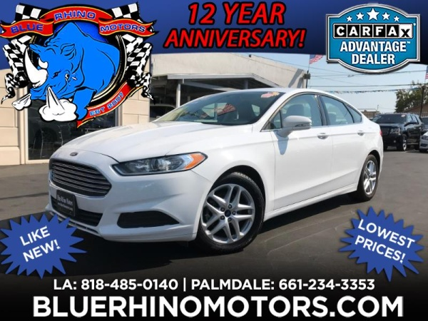 2016 Ford Fusion in Palmdale, CA