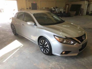 Used 2018 Nissan Altima 2.5 SV For Sale In Fort Worth, TX