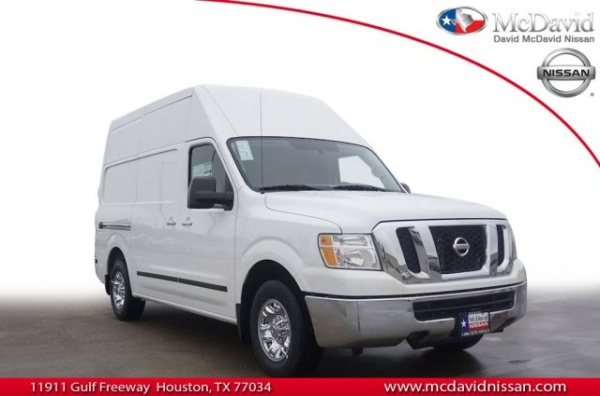 2019 Nissan NV NV2500 HD SL