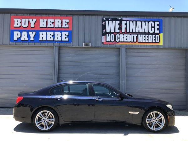 2011 BMW 7 Series in San Antonio, TX