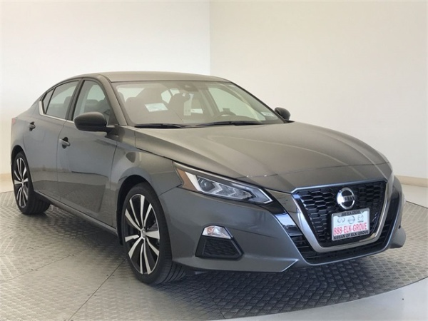 2020 Nissan Altima in Elk Grove, CA