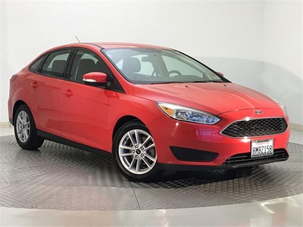 2017 Ford Focus in Elk Grove, CA
