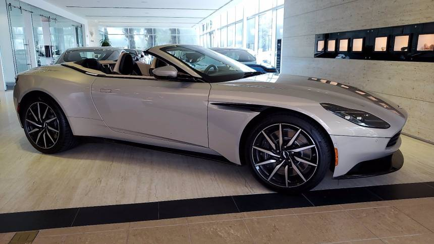 2020 Aston Martin Db11 Volante For Sale In Orlando Fl Truecar