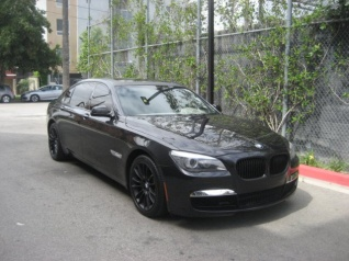 Used Bmw 7 Series For Sale In Santa Monica Ca 142 Used 7 Series