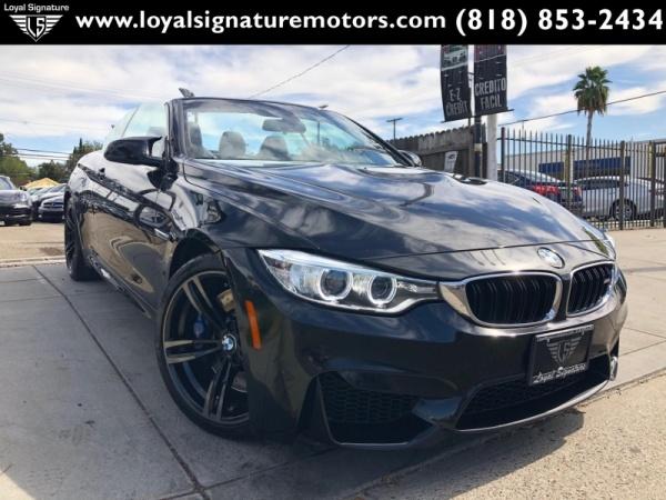 2015 BMW M4 in Van Nuys, CA