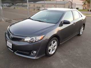 Used Toyota Camry For Sale >> Used Toyota Camry For Sale In Mcclellan Ca 353 Used Camry
