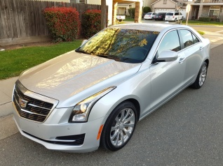 Used Cadillac Ats >> Used Cadillac Atss For Sale In Sacramento Ca Truecar