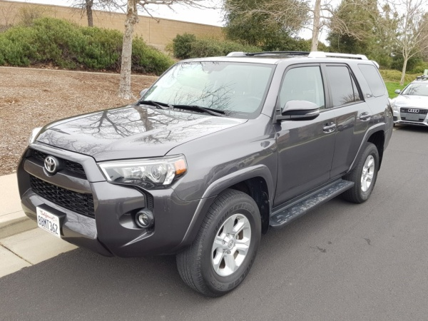 2014 4runner For Sale >> 2014 Toyota 4runner Sr5 V6 4wd For Sale In Auburn Ca Truecar