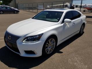 Used 2014 Lexus LS LS 460 RWD For Sale In Auburn, CA