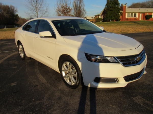 2016 Chevrolet Impala LT with 2LT For Sale in Clarksville, TN | TrueCar