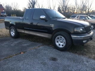 2002 ford f150 extended cab