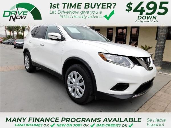 2016 Nissan Rogue In San Bernardino, CA