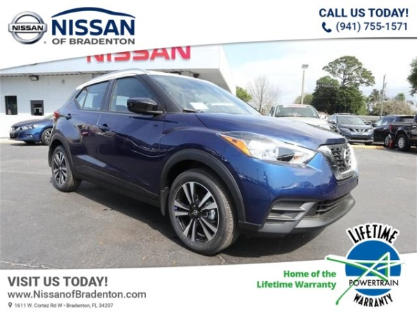 2019 Nissan Kicks in Bradenton, FL