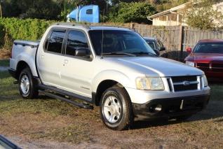 2002 Ford Explorer Sport Trac Choice Rwd For In Orlando Fl