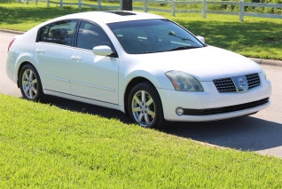 2006 Nissan Maxima 3.5 SL Auto