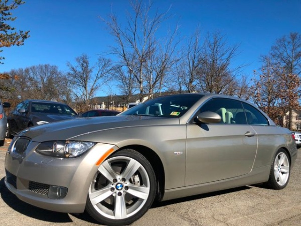 2009 Bmw 3 Series 335i Convertible