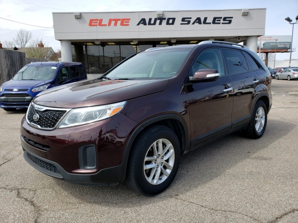 2015 Kia Sorento in Wichita, KS