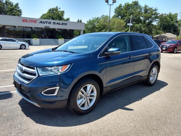 2017 Ford Edge in Wichita, KS