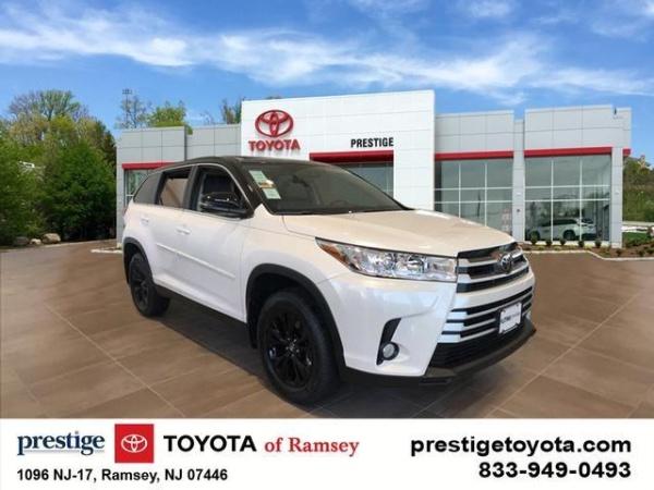 2019 Toyota Highlander in Ramsey, NJ