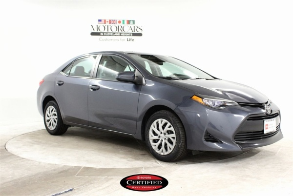 2017 Toyota Corolla in Cleveland Heights, OH