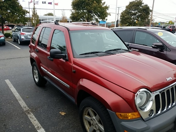 2006 Jeep Liberty in Cleveland Heights, OH