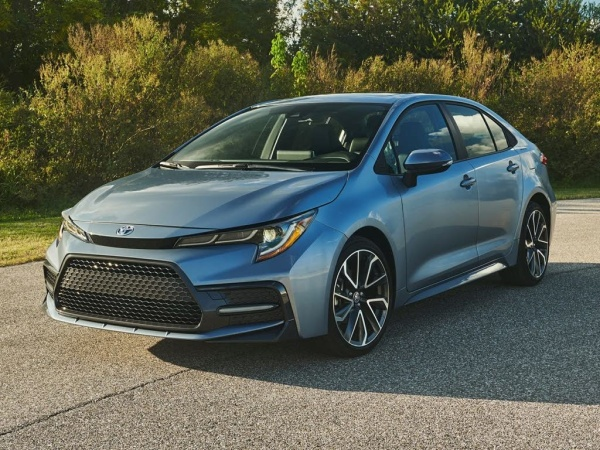 2020 Toyota Corolla in Cleveland Heights, OH