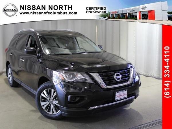 2017 Nissan Pathfinder in Worthington, OH