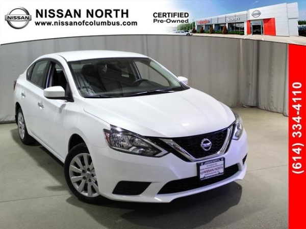 2017 Nissan Sentra in Worthington, OH