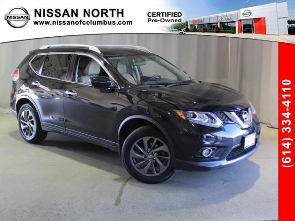 2016 Nissan Rogue in Worthington, OH