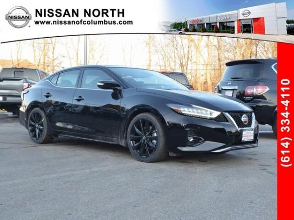 2020 Nissan Maxima in Worthington, OH