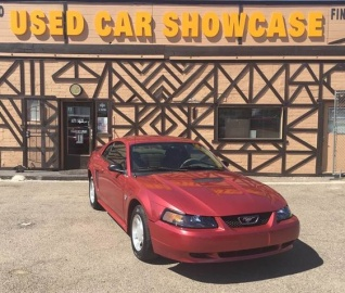 2001 ford mustang convertible value