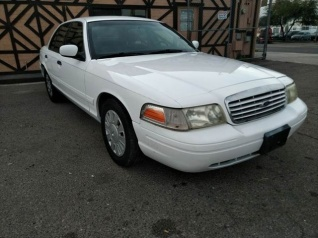 Ford Crown Victoria Dr Sedan Lx For Sale In Phoenix Az